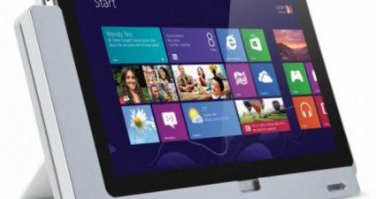 Acer представила гибридный планшет TravelMate X313