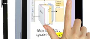 Бизнес-планшет с немецким качеством